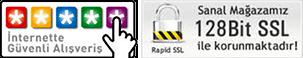 güvenli alışveriş ssl sertifikası